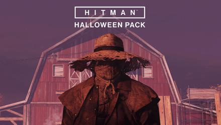 Разработчики позволят бесплатно поиграть в игру Hitman Halloween Pack