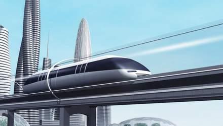 Коли Hyperloop запрацює в Україні – Омелян назвав терміни