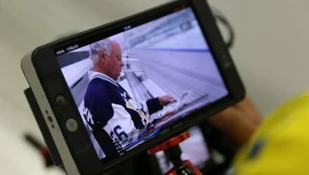 Зірки НХЛ стануть героями нового українського документального фільму