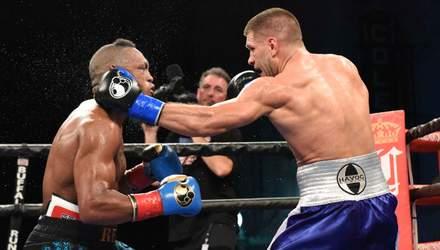 Українець Дерев'янченко отримає рекордний гонорар за титульний бій проти Джейкобса