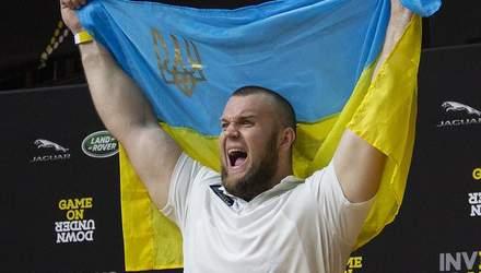 """""""Мы сильная нация"""": украинец признался, кому посвятил свою победу на """"Играх непобежденных"""""""