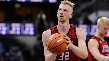 Потужний форвард погодився виступати за збірну України з баскетболу
