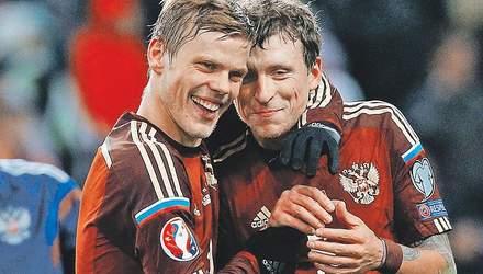 Російських футболістів-забіяк Мамаєва і Кокоріна можуть ув'язнити на 12 років за екстремізм