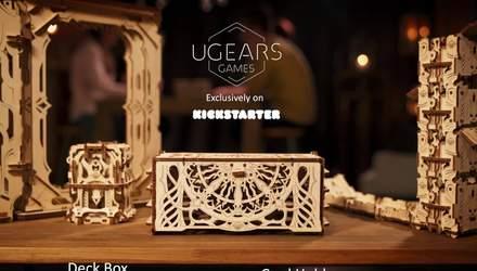 Украинский стартап собрал на Kickstarter необходимую сумму за считанные часы