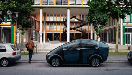Стартап Sono Motors: парни из Баварии создали электрокар Ѕіоп с фильтром из натурального мха