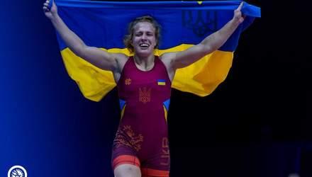 Как украинка Черкасова стала чемпионкой мира по вольной борьбе: весь путь к золоту