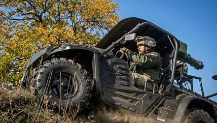 Техніка війни. Українська армія отримала нові всюдиходи. Модернізація радянських БТР