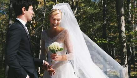Карлі Клосс вийшла заміж за Джошуа Кушнера: з'явилися нові фото з весілля