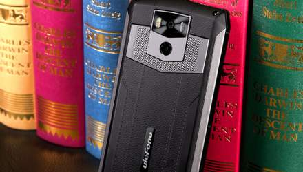 Ulefone презентовала смартфон Power 5S с батареей на 13 000 миллиампер часов