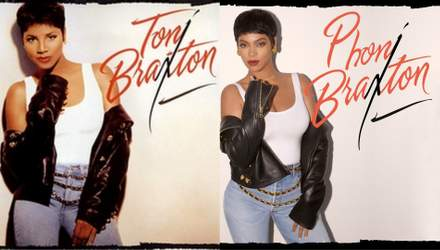 Хэллоуин 2018: Бейонсе повторила образ Тони Брэкстон – фото