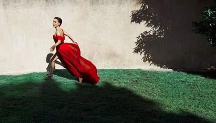 Наталі Портман стала зіркою видання у розкішних образах: гламурні фото