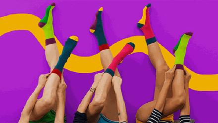 Dodo Socks: украинские носки, которые есть в гардеробе премьера Канады
