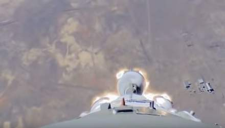 """Авария ракеты """"Союз"""": появилось видео с бортовой камеры"""