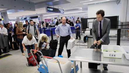 В Европе пассажиров в аэропорту будет проверять искусственный интеллект