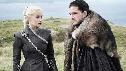"""У мережі опублікували перше фото зі зйомок заключного сезону """"Гри престолів"""""""