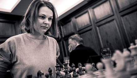 Украинка Анна Музычук стала третьей шахматисткой мира