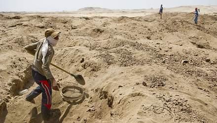 Вчені відкрили нові факти про будівництво пірамід в Єгипті