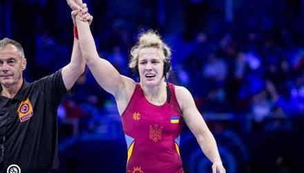 Чемпионка мира по вольной борьбе Алла Черкасова – лучшая спортсменка октября в Украине