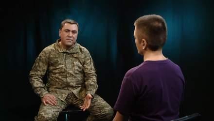 """""""Найважче дивитись в очі матері"""": підполковник розповів про пошуки загиблих військових"""
