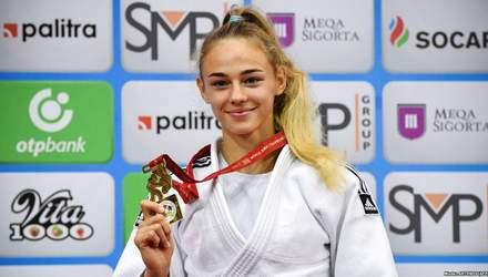 18-річна Білодід отримала звання Заслуженого майстра спорту України