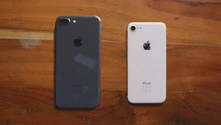 Apple почала продавати відновлені iPhone 8 і 8 Plus на 100 доларів дешевше