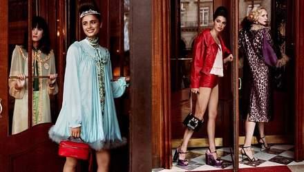 Ирина Шейк и Кендалл Дженнер засветили стильные образы в новой съемке: яркие фото