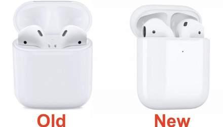 Характеристики нових навушників Apple AirPods 2 стали відомі до анонсу