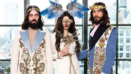 Для новых ароматов новые лица: Лана Дель Рей и Джаред Лето для рекламы парфюма Gucci