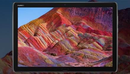 Huawei  потішила надрозумним планшетом за прийнятною ціною