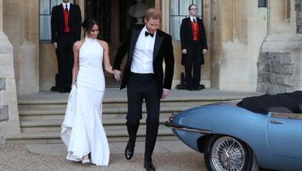Королевский выход: где купить свадебное платье за 45 долларов, как у Меган Маркл