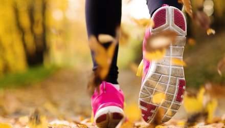 Чим перекусити після ранкової пробіжки: корисні варіанти
