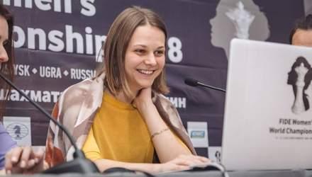 Анна Музичук впевнено вийшла в 1/8 фіналу на чемпіонаті світу з шахів
