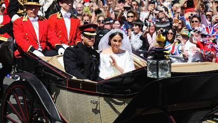 Принц Гарри рассказал, как его отец отреагировал на просьбу вести к алтарю Меган Маркл