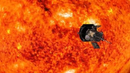 Зонд NASA, максимально сблизился с Солнцем, передал на Землю сигнал