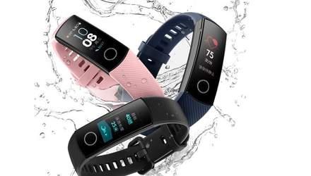5 убедительных причин купить фитнес-трекер Huawei Honor Band 4