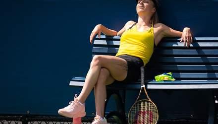 Еліна Світоліна стала тенісисткою місяця за версією WTA