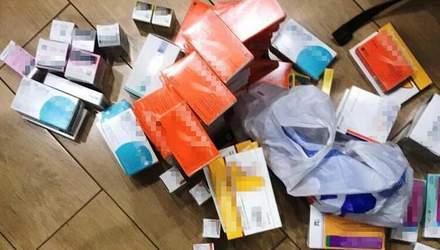 СБУ викрила банду, яка продавала сумнівної якості ліки для онкохворих: фото