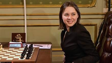 Мария Музычук вышла в 1/4 финала на чемпионате мира по шахматам Анна Музычук впервые проиграла