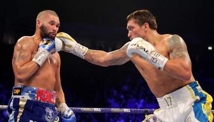 Усик – Белью: український боксер розповів, що сказав суперник після бою