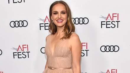 Как принцесса: актриса Натали Портман засветила роскошное платье на кинофестивале