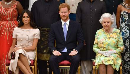 Накануне свадьбы Меган Маркл разругалась с королевой Елизаветой II, – СМИ