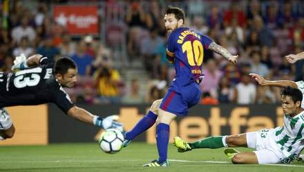 """""""Барселона"""" сенсаційно програла вперше за останні 10 матчів"""