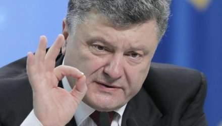 Конфлікт двох президентів: хто переможе Порошенко-міжнародник чи Порошенко-олігарх