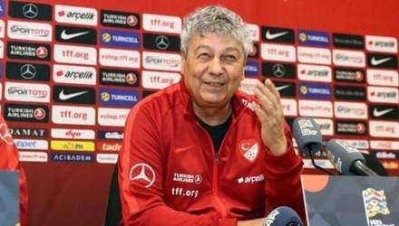 Збірна Туреччини оголосила склад на товариський матч проти України