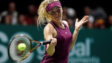 Еліна Світоліна назвала найбільш пам'ятний матч у своїй кар'єрі