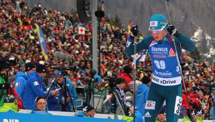 Визначився склад збірної України на перший етап Кубка світу з біатлону
