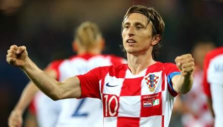 Лука Модріч отримав ще одну нагороду найкращого футболіста світу