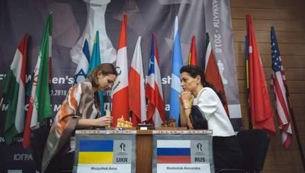 Сестри Музичук за вихід у півфінал на чемпіонаті світу з шахів зіграють тай-брейк