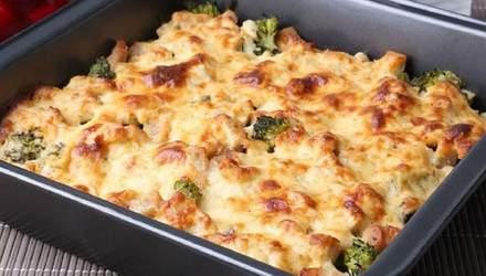 Як приготувати запіканку з куркою та овочами: рецепт смачної вечері