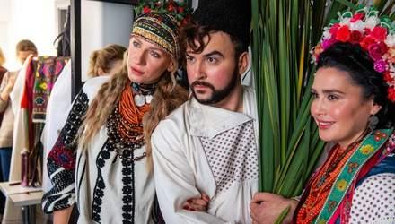Ефросинина, Никитюк и Джамала снялись в аутентичной одежде: яркий фоторепортаж